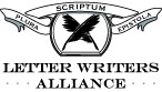 Letter Writers Alliance