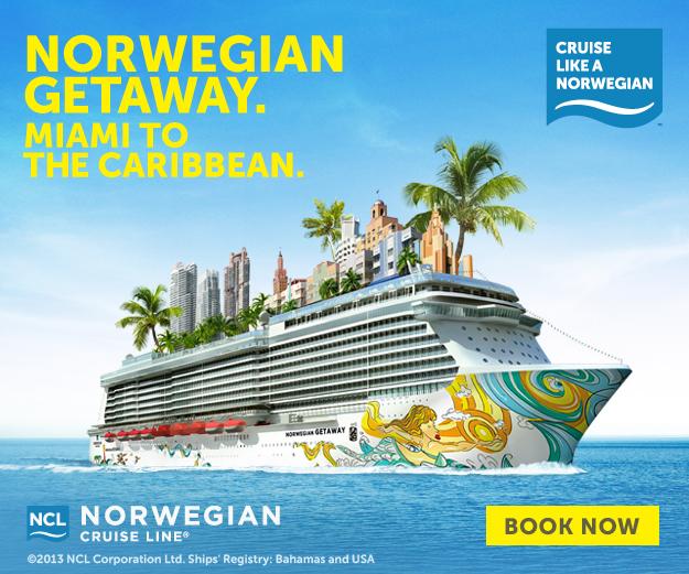 Norwegian Getaway - 300x250